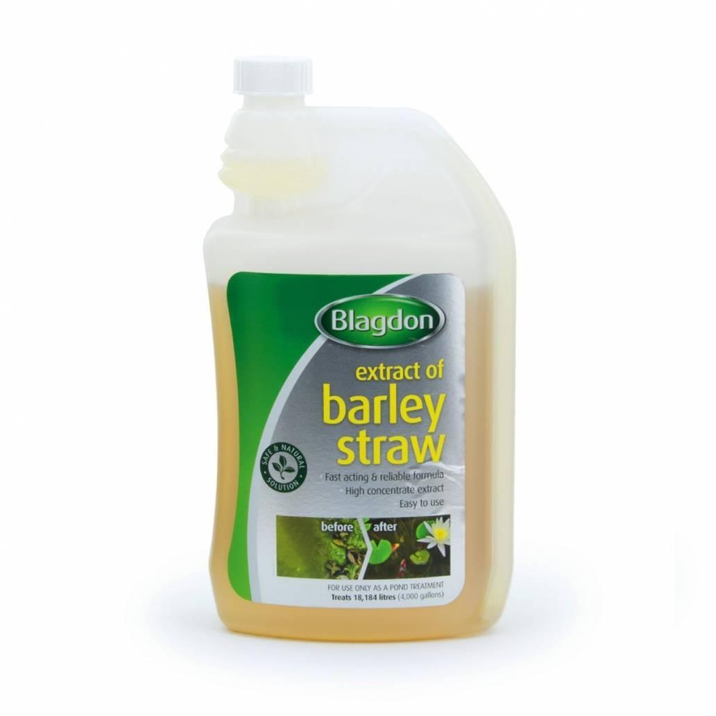Blagdon Treat Extract of Barley Straw 1000ml