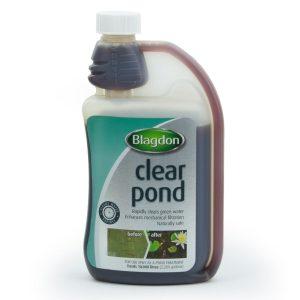 Blagdon Treat Clear Pond 1000ml