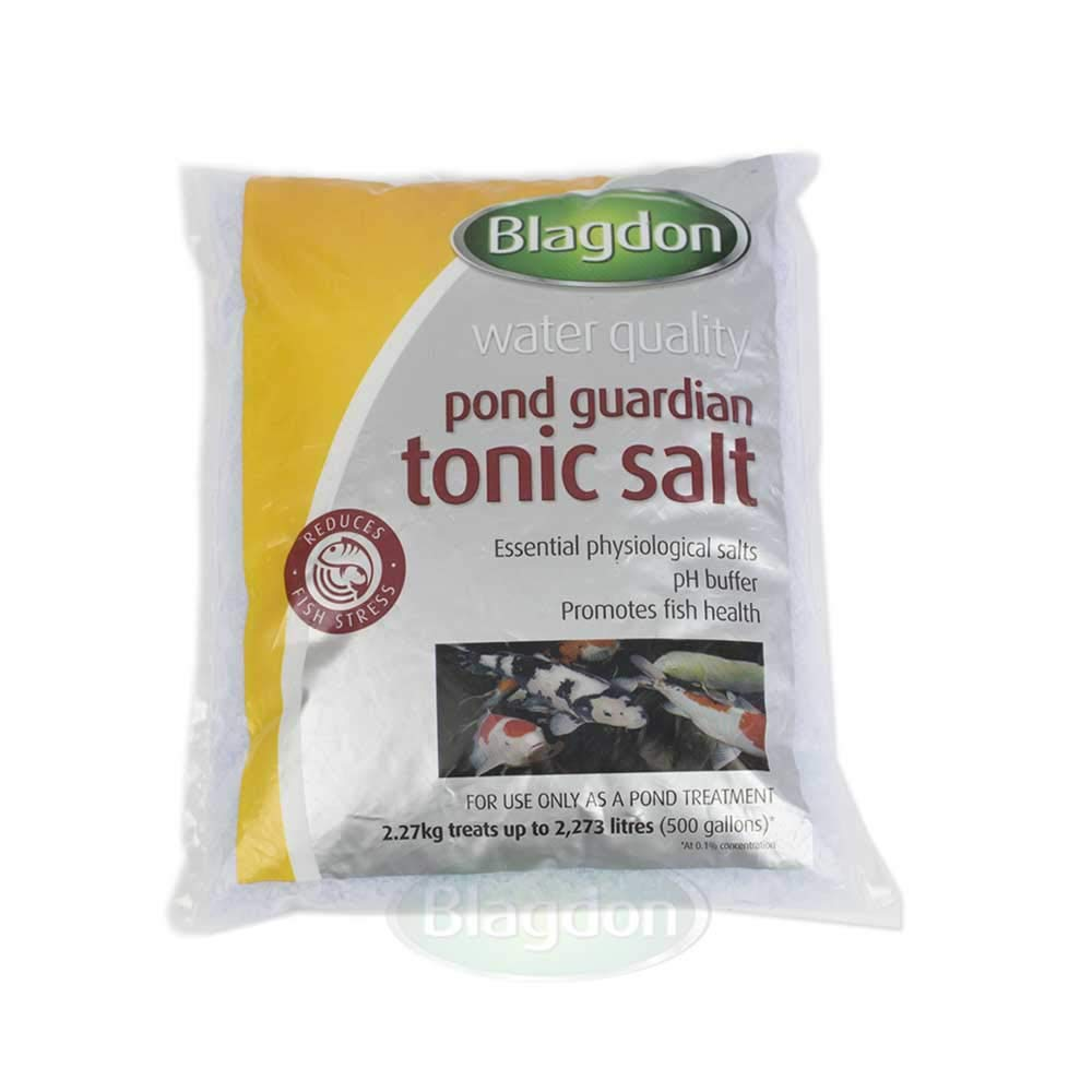 Blagdon Treat Guardian Tonic Salt 2.27kg
