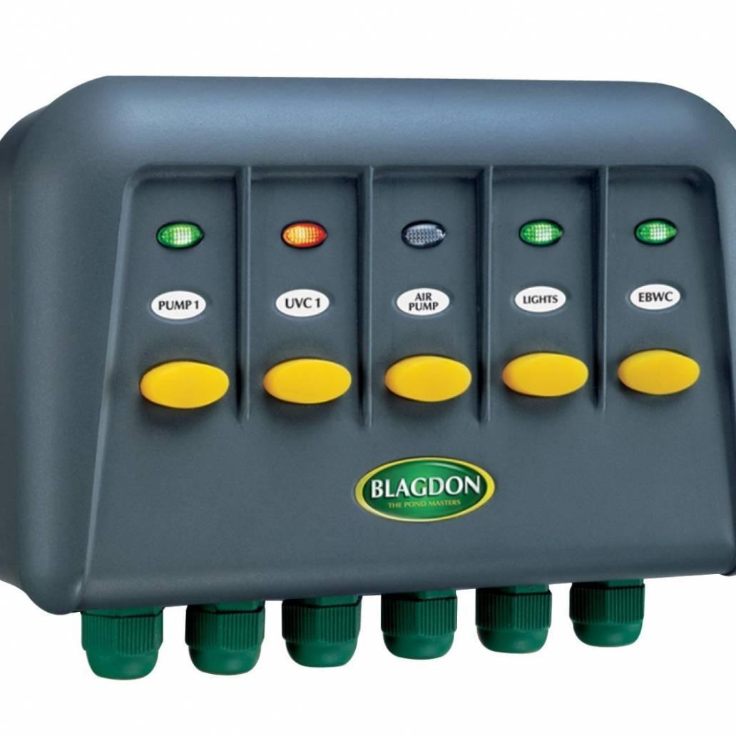 Blagdon PowerSafe 5 Way Switch Box