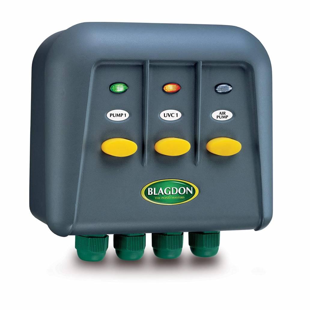 Blagdon PowerSafe 3 Way Switch Box