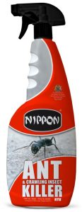 Nippon Ant & Crawling Insect Killer - 750ml