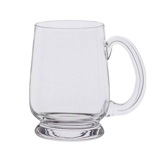 Dartington Crystal Barley Corn Half Pint Tankard