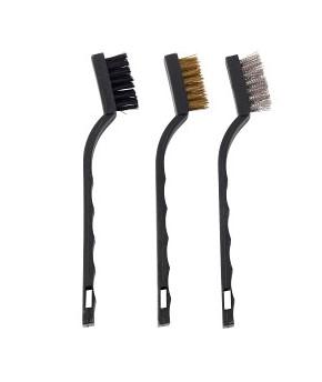 SupaTool Mini Wire Brush Set