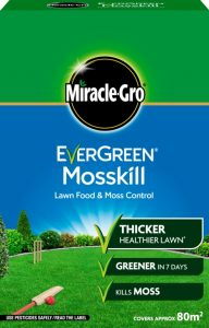 Miracle Gro Evergreen Mosskill With Lawn Food 80M2