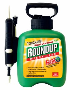 Roundup Fast Action Pump N Go Weedkiller - 2.5L