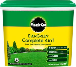 Evergreen Complete 4-in-1 Tub 150msq