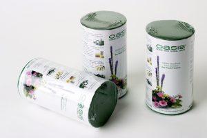 Ideal Floral Foam Cylinder 8 x 6cm