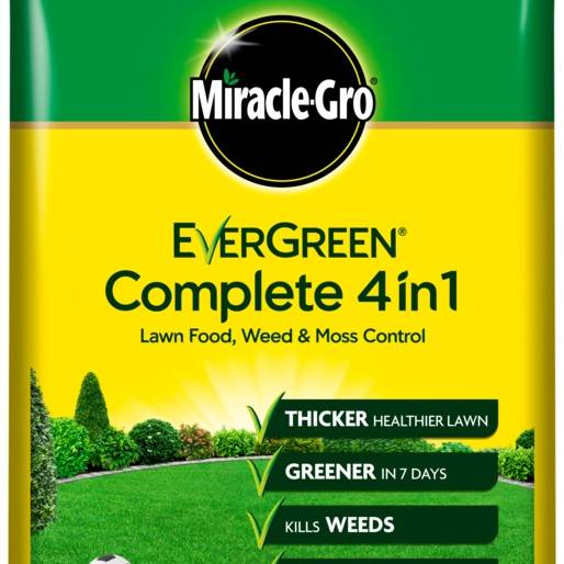 Evergreen Complete 4 in1 - 360sqm (10% Extra Free)