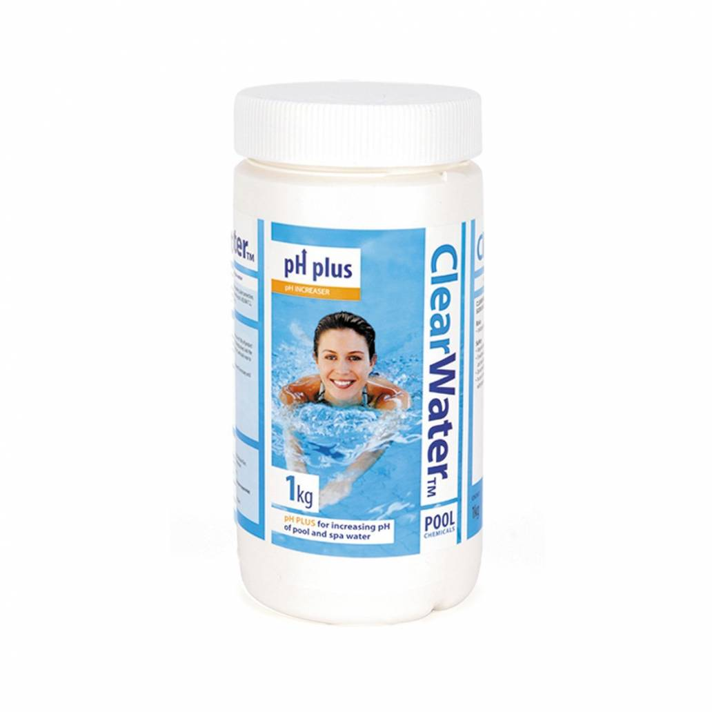 Clearwater PH Increaser - 1kg