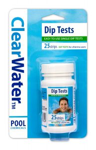 Clearwater 25 Test Strips - Blister