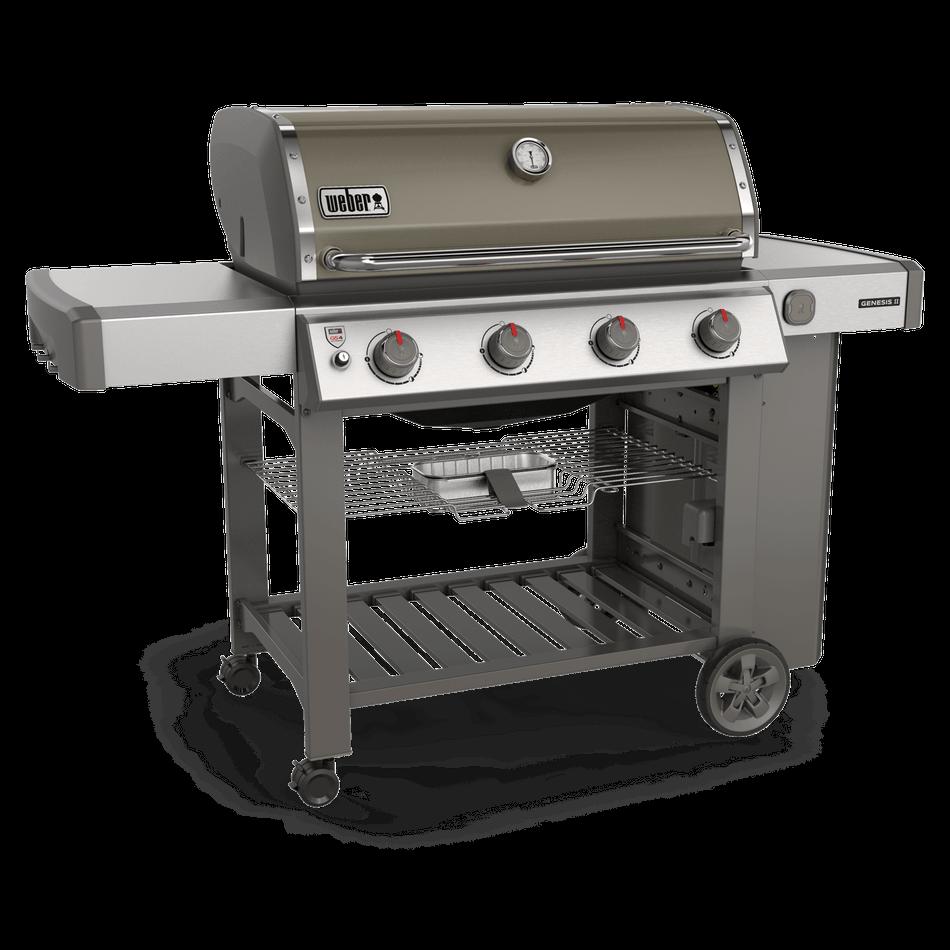 Weber Genesis II E-410 GBS Gas Grill - Smoke (62051174)