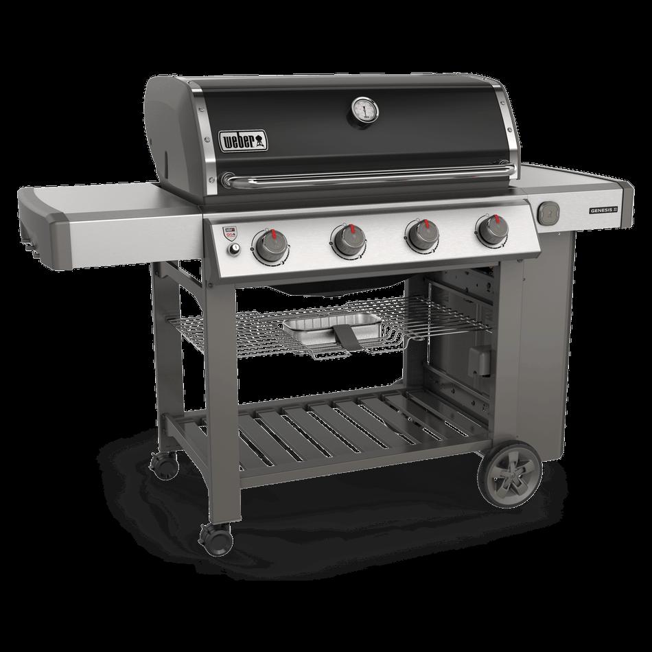 Weber Genesis II E-410 GBS Gas Grill - Black (62011174)