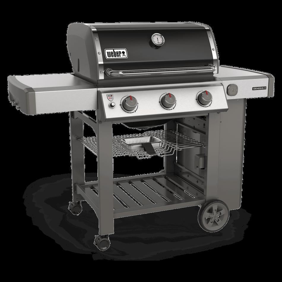 Weber Genesis II E-310 GBS Gas Grill - Black (61011174)