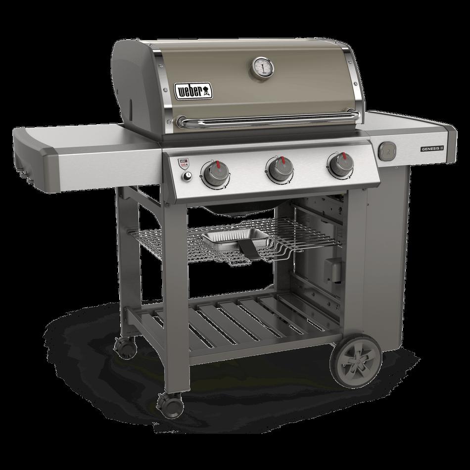 Weber Genesis II E-310 GBS Gas Grill - Smoke (61051174)