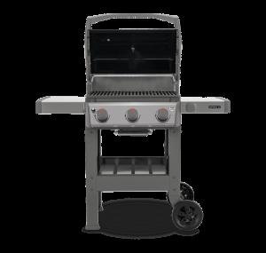 Weber Spirit II E-310 GBS - Black (45010174)