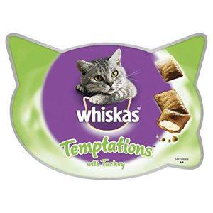 Whiskas Temptations Turkey 60g