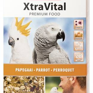 Beaphar XtraVital Parrot 1kg
