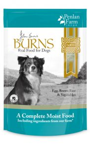 Burns Penlan Farm Pouch Complete Egg Rice & Veg Dog Food - 6 x 400g