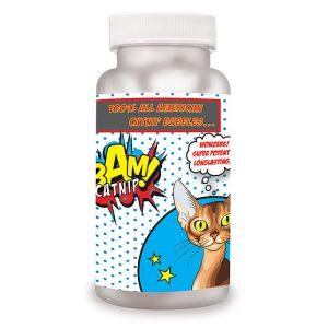 BAM! Catnip Bubbles - 5oz