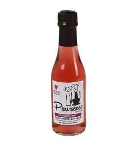 Rosewood Pawsecco Rose Wine For Dogs & Cats 250ml