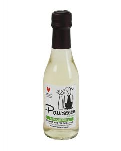 Rosewood Pawsecco White Wine For Dogs & Cats 250ml