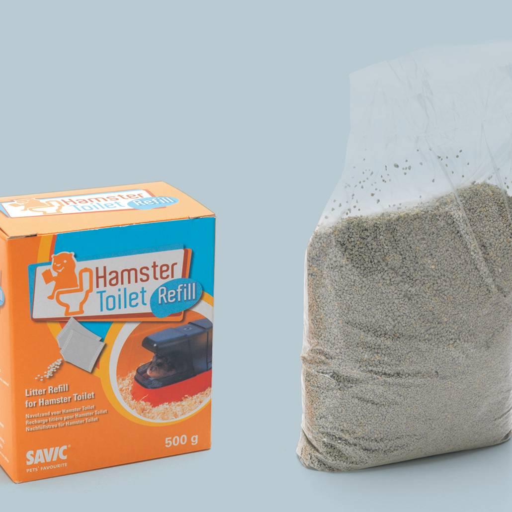 Hamster Toilet Litter Refill - 500g