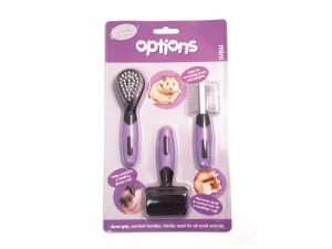 Options Small Animal Mini Grooming Set