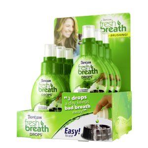 Tropiclean Dental Fresh Breath Drops 52ml