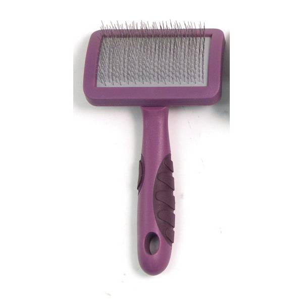 Soft Protection Salon Slicker Brush - Large