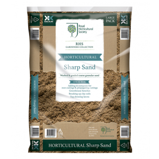 Kelkay RHS Horticultural Sharp Sand Large Pack