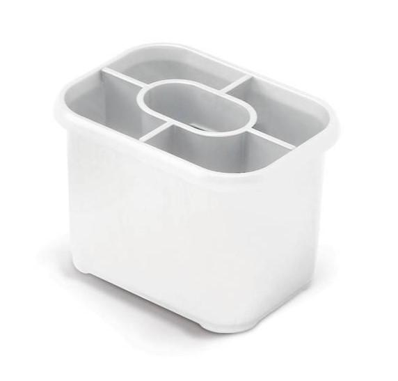 Addis Cutlery Drainer - White