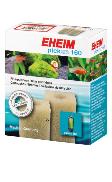 Eheim Filter Cartridges - Pick-Up 160 (2010) x 2