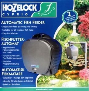 Hozelock Automatic Fish Food Feeder (3958)
