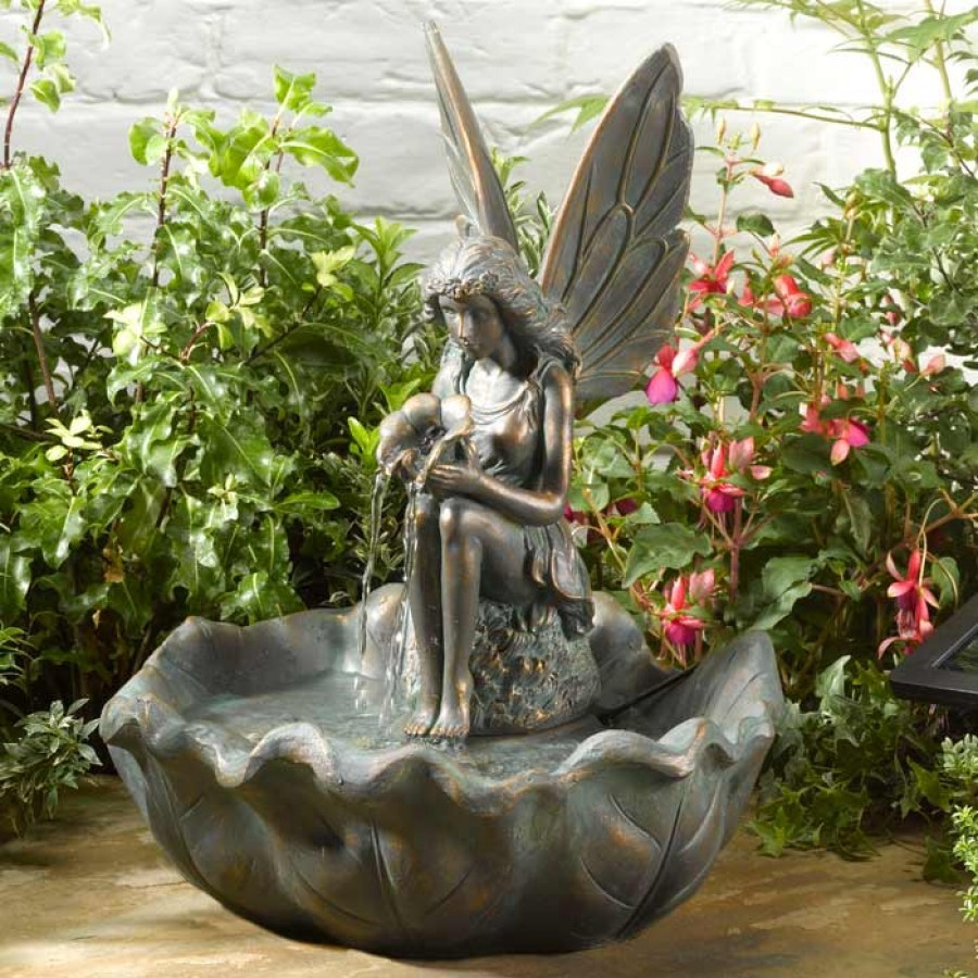 Smart Garden Fairy Water Feature