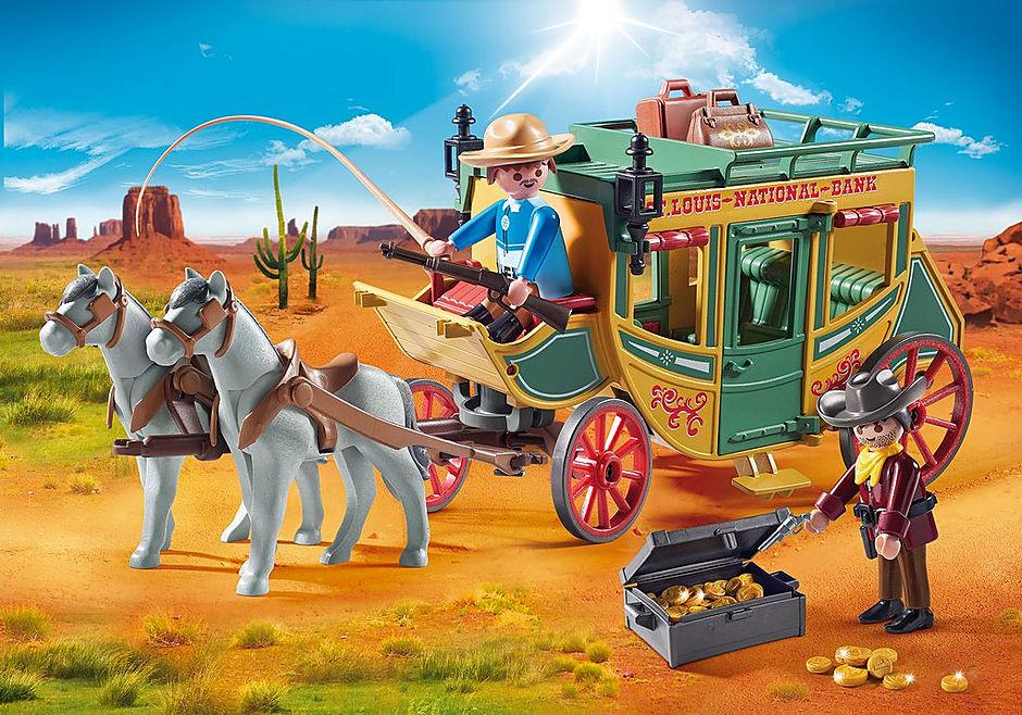 Playmobil 70012 Western Stagecoach
