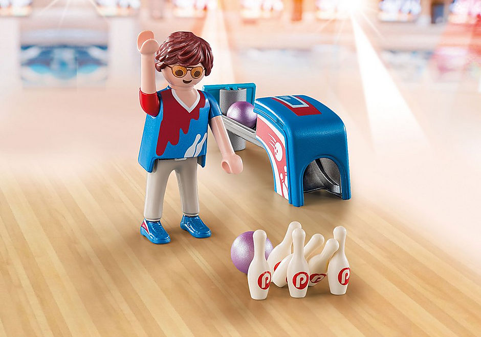 Playmobil 9440 Special Plus Bowler