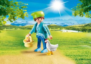 Playmobil 70030 Playmo-Friends Farmer