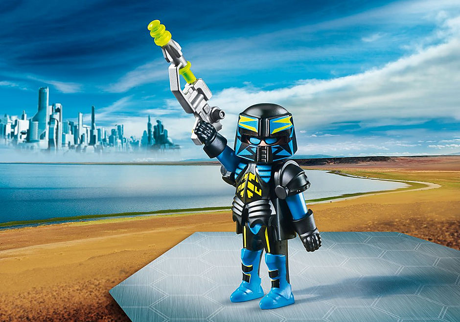 Playmobil 70027 Playmo-Friends Space Agent