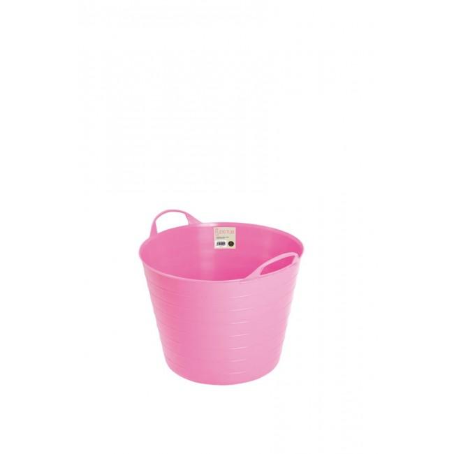 Garland 26Lt Flexi Tub Pink