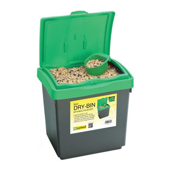 Garland 30Ltr Dry-Bin