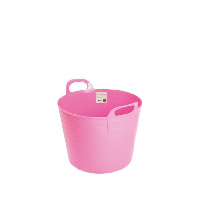Garland 42Lt Flexi Tub Pink