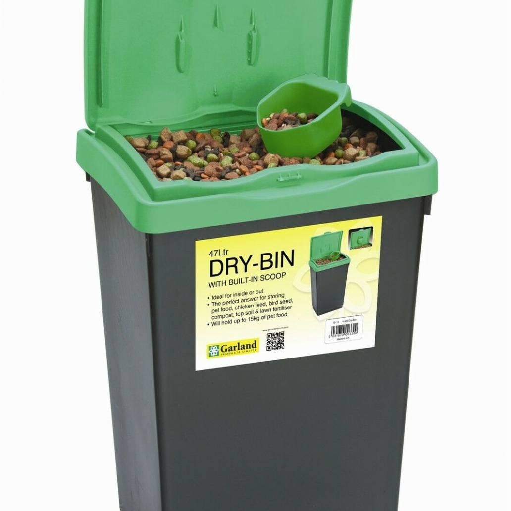 Garland 47Ltr Dry-Bin