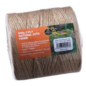 Garland 500G 3 Ply Natural Jute Twine