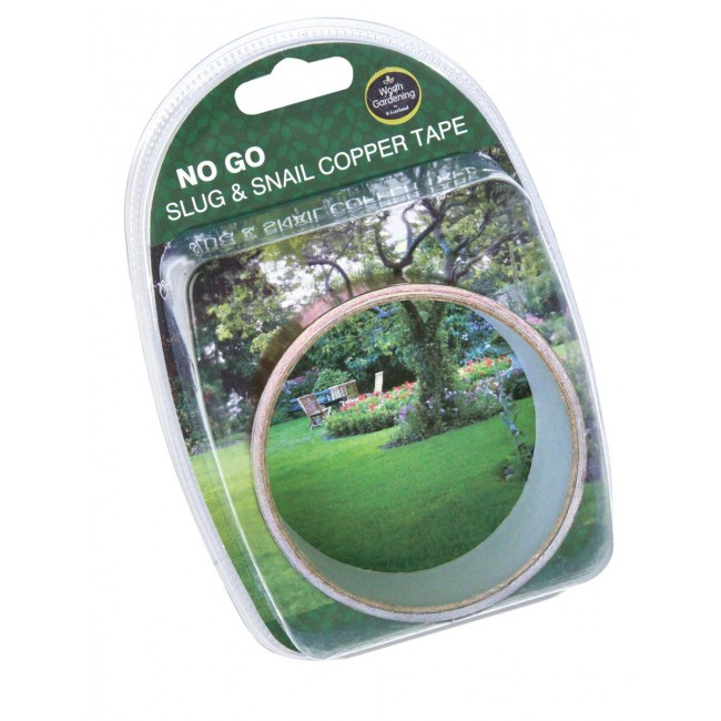 Garland No Go Slug & Snail Copper Tape (4M)