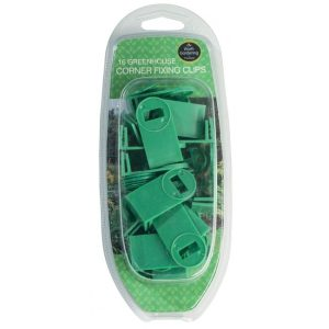 Garland Greenhouse Corner Fixing Clip (16)