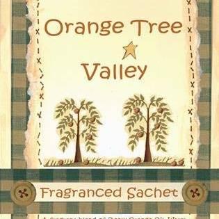 Enchante Orange Tree Valley Frag. Sachet