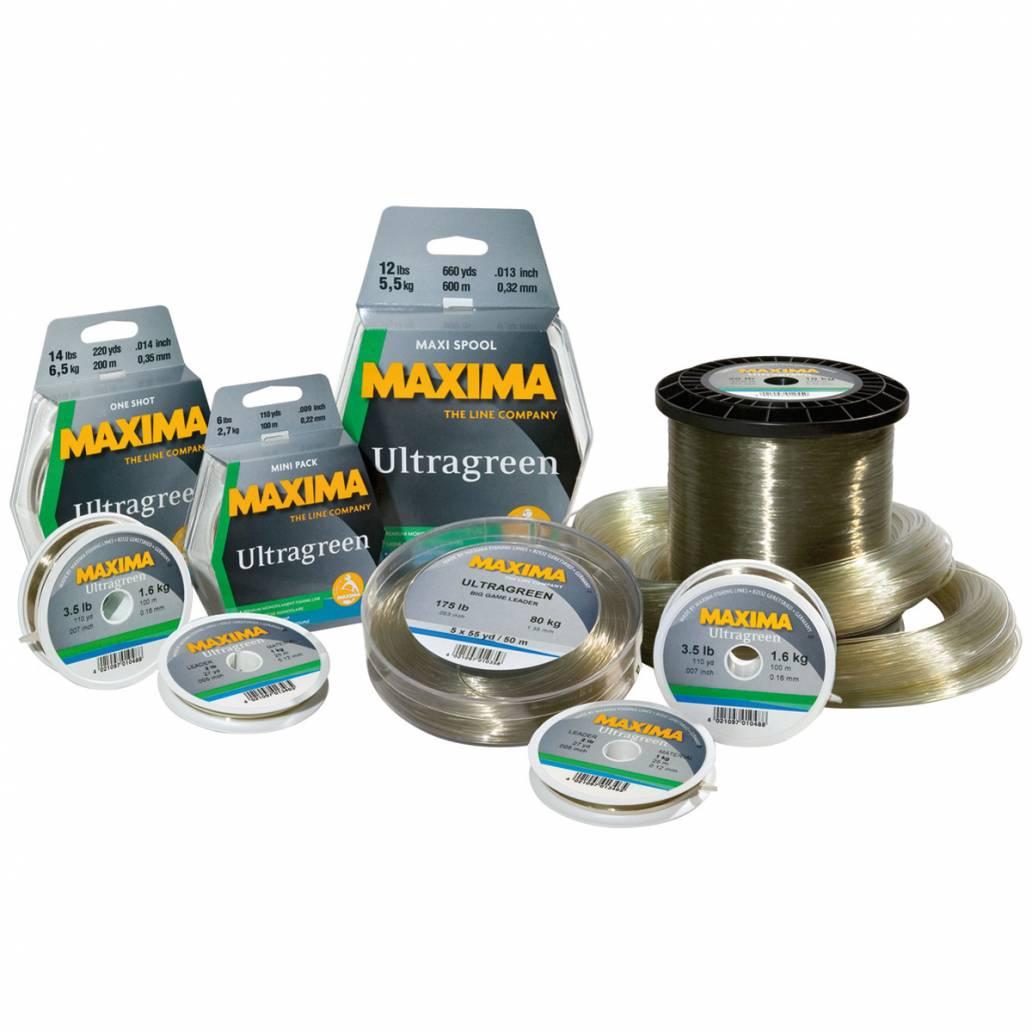 Maxima Maxima Green 50M 5Lb