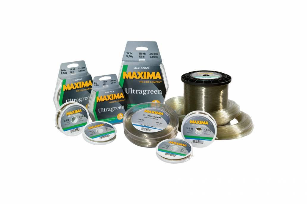 Maxima Maxima Green 50M 10Lb