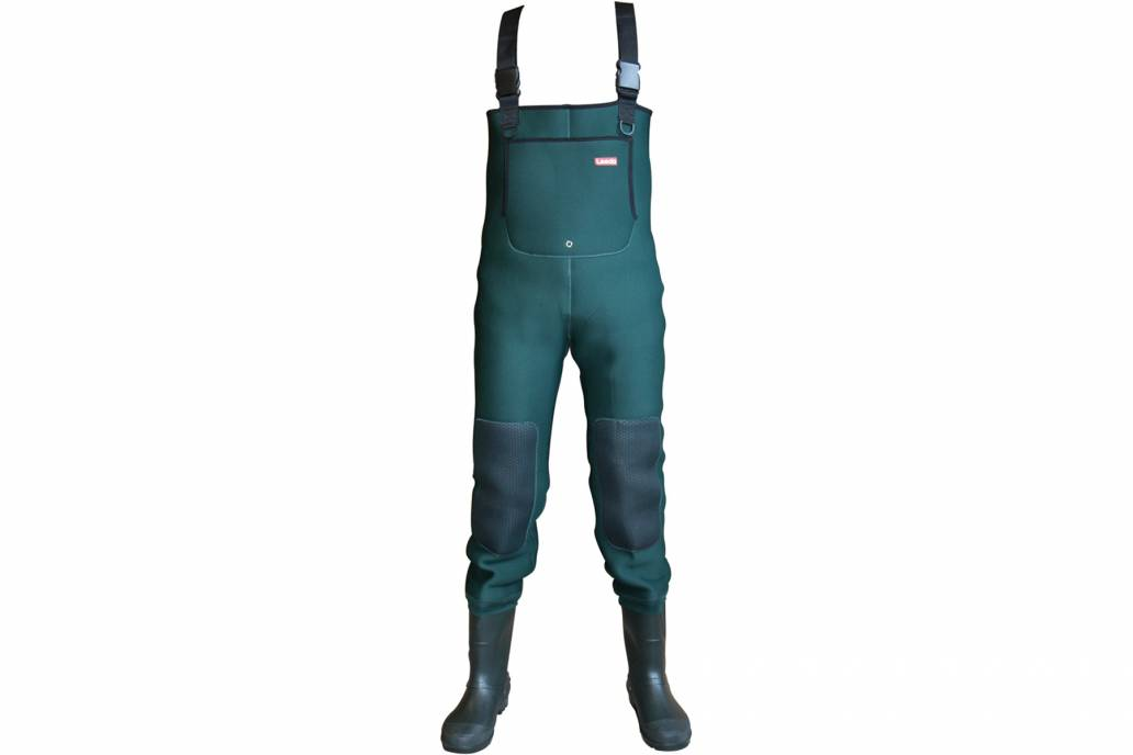 Leeda Neoprene Chest Wader Sz 8